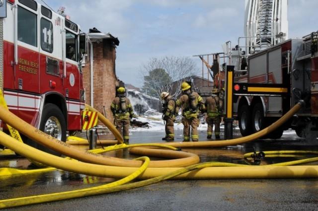 Public Safety - Fire & Emergency Services - NAVSTA Norfolk