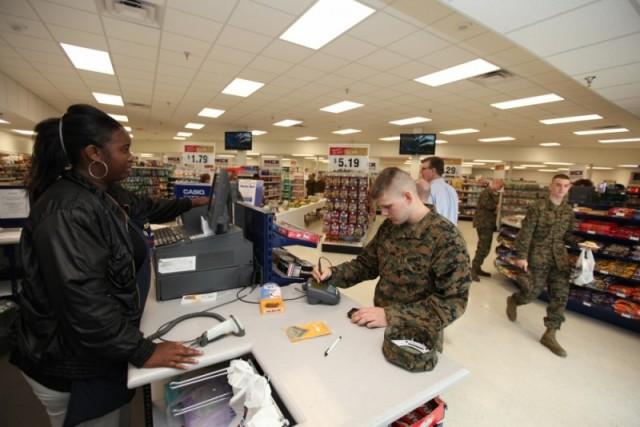 Brigade Troop Store -Fort Stewart