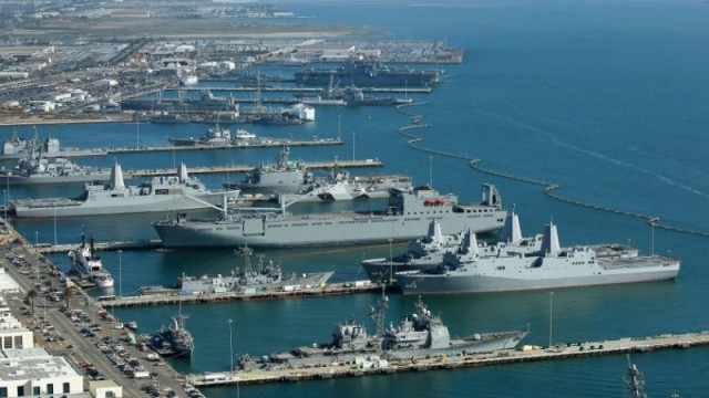 NB San Diego Deployment Support