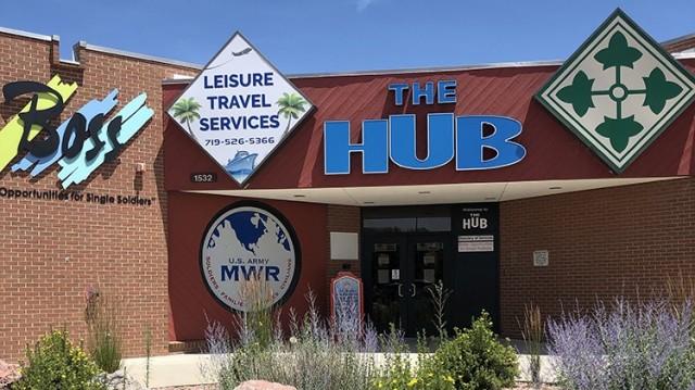 The Hub - Fort Carson