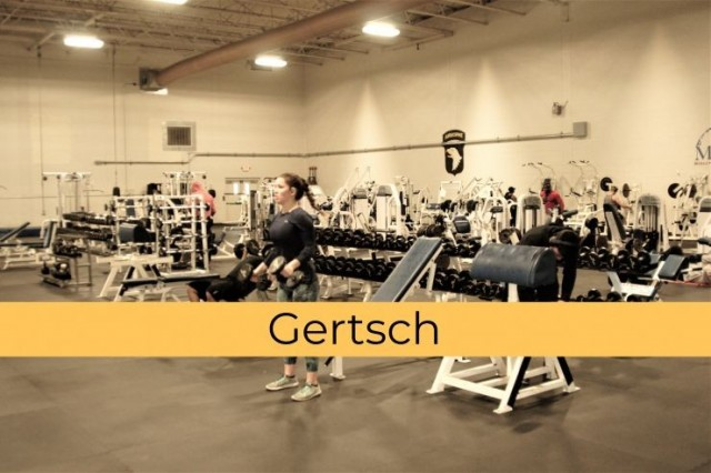 Gertsch Physical Fitness Center - Fort Campbell
