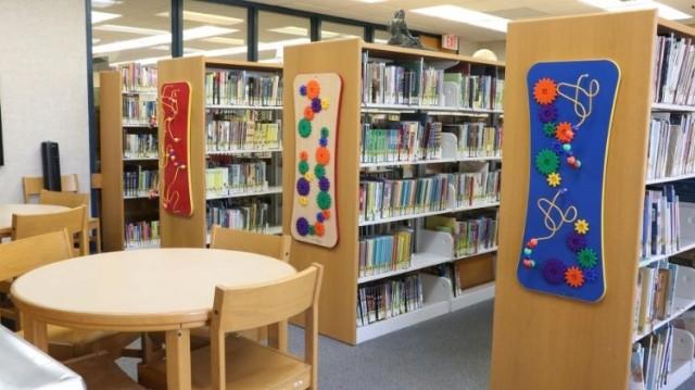 Hays Library - Fort Stewart