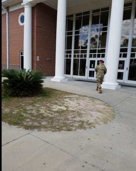 SFC Paul R. Smith Army Education Center