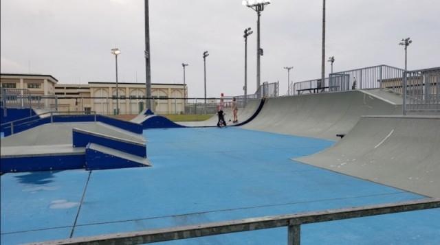 Xtremeworks skate park - MCAS Iwakuni