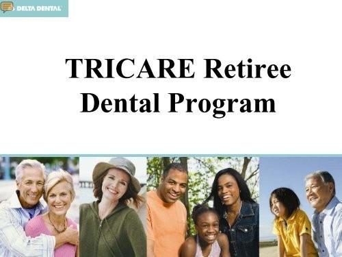 Delta Dental TRICARE Retiree Dental Program
