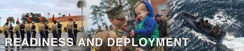 Readiness and Deployment- MCRD San Diego