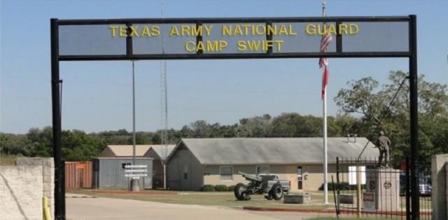 Camp Swift, Texas