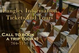 Information Tickets and Tours- Joint Base Langley-Eustis