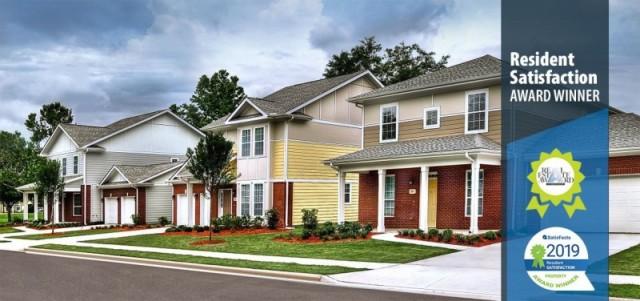 Housing for Families- NSB Kings Bay