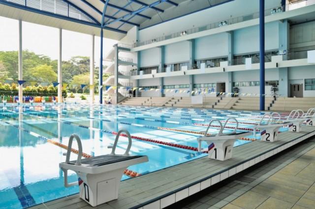 Indoor Pool-Dam Neck