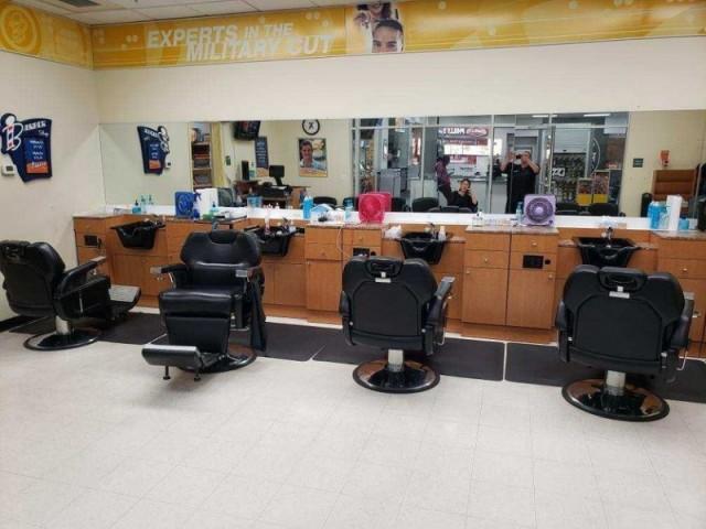 Barber Shop - Joint Base Lewis McChord