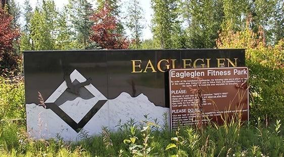 Eagleglen Fitness Park - Joint Base Elmendorf-Richardson