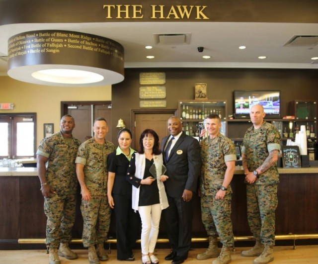 The Hawkins Room - MCB Quantico