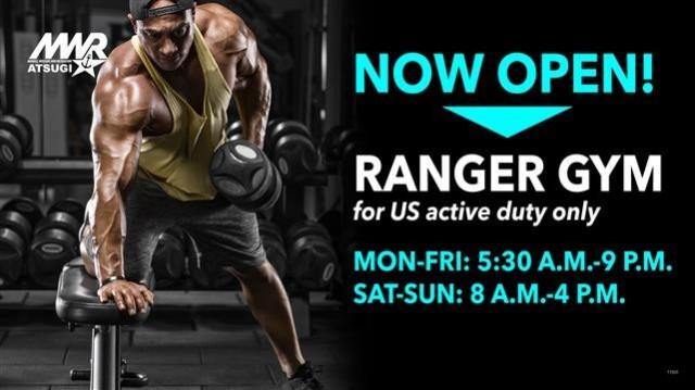 Ranger Gym - NAF Atsugi