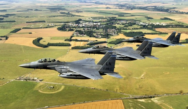 Base Operator - RAF Lakenheath