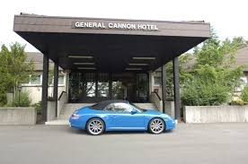 General Cannon Hotel- Ramstein Air Base