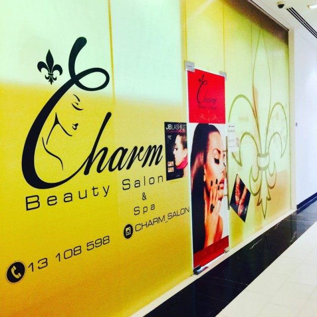 Charm Beauty Salon