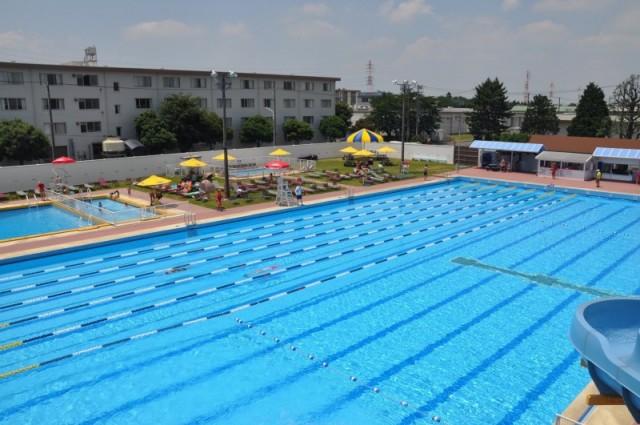 Outdoor Pool - NAF Atsugi