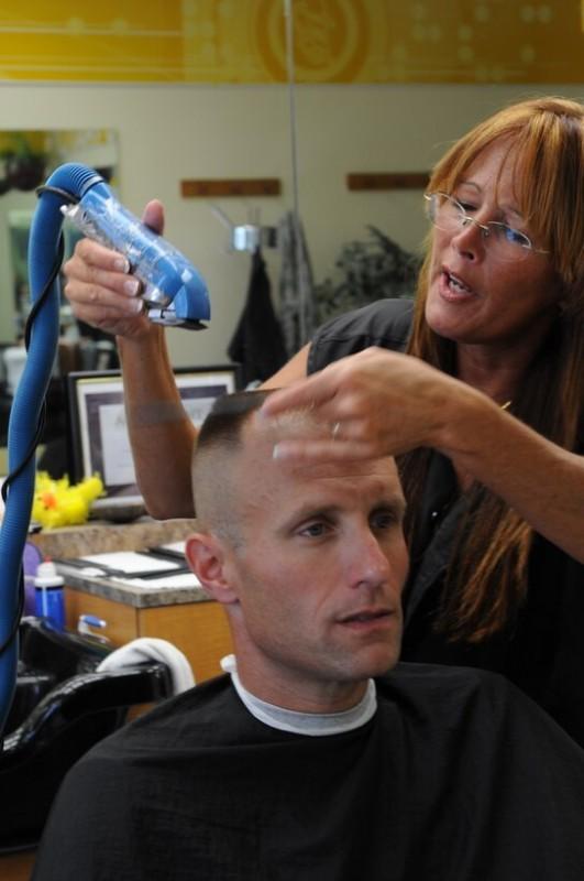 Barber Shop Bldg 570 - MacDill AFB