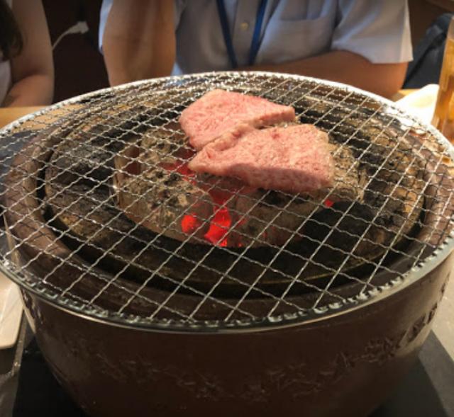 Charcoal-grilled tiger 炭火焼タイガー Yokosuka