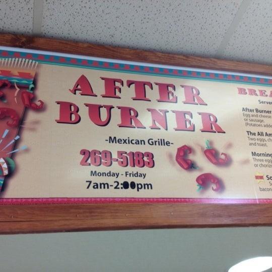 Afterburner Mexican Grill- MCAS Yuma