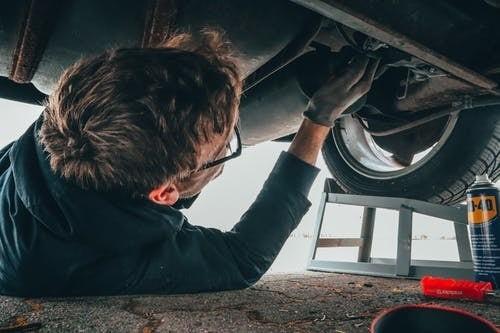 NEX Mechanics Corner - NB Kitsap-Bangor