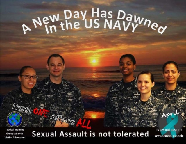 Sexual Assault Prevention & Response-NAS Oceana