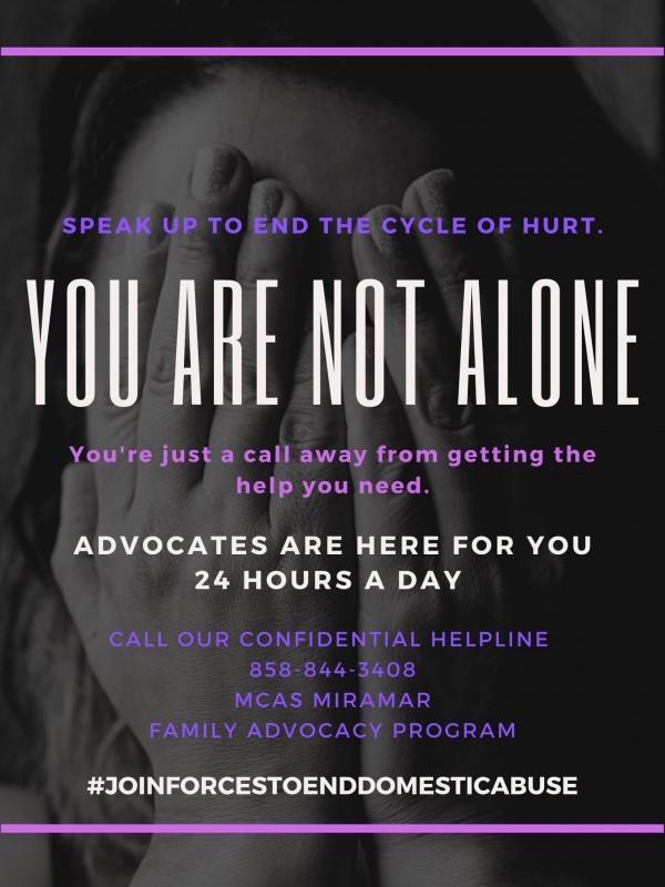 Victim Advocacy - MCAS Miramar