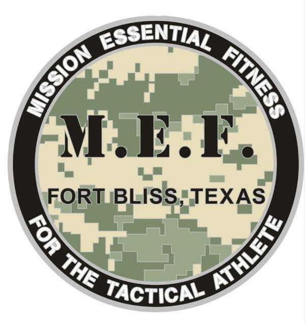 Fort Bliss Ironworks - West Mission Essential Fitness (MEF)