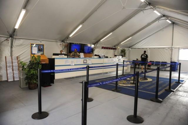 Joint Base Pearl Harbor-Hickam Passenger Terminal