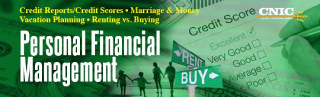 Personal Financial Management - NAVSTA Everett