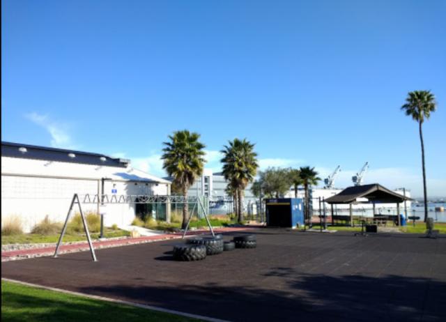 Base Fitness Center - Naval Base Point Loma