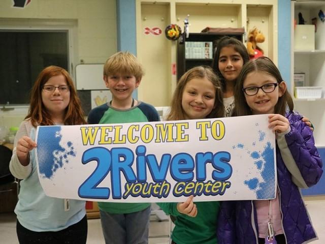 2Rivers Youth Center - Joint Base Elmendorf-Richardson