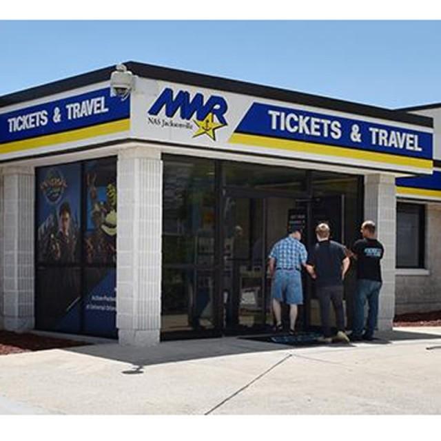 NAS  Jacksonville Tickets & Travel Office