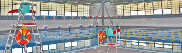 Aquatic Center Indoor Pool - NS Rota