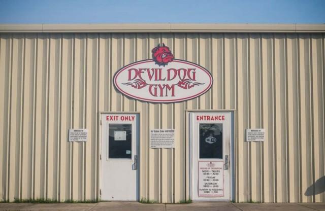 Devil Dog Gym - MCAS Cherry Point