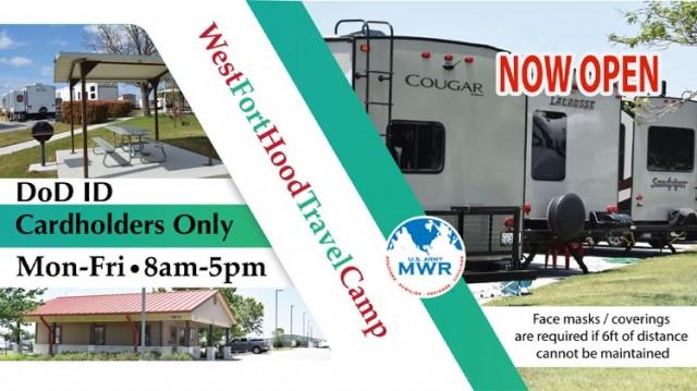 West Fort Hood Travel Camp - Fort Hood