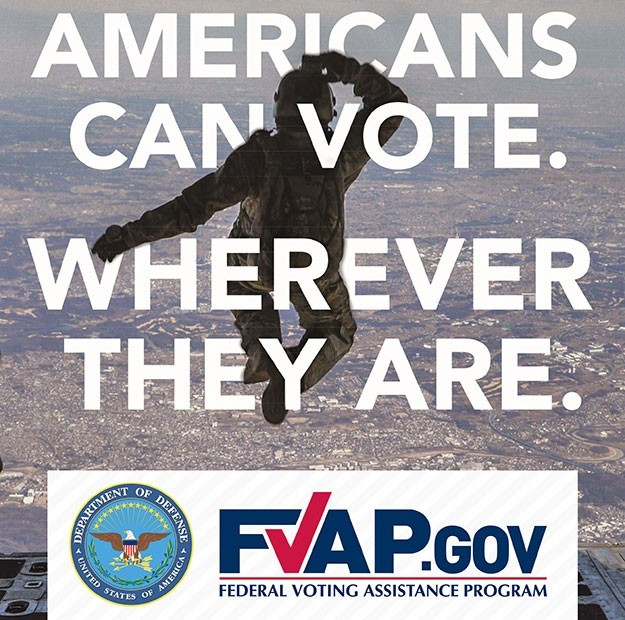 Voting Assistance - Joint Base Lewis McChord