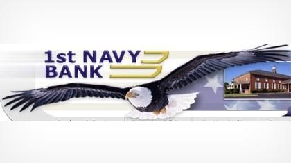 First Navy Bank - NAS Pensacola