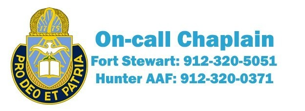 Chaplain - Fort Stewart