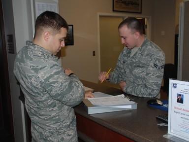 Civilian & Military Personnel - Columbus AFB