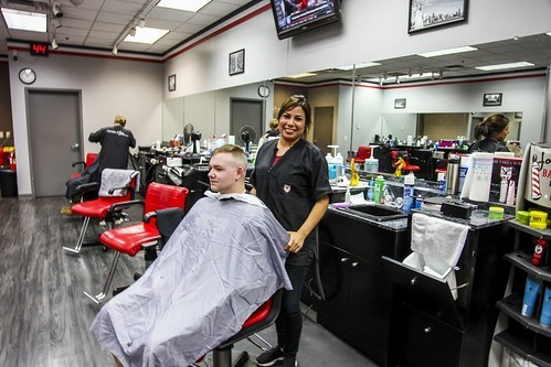 Barber Shop- MCAS Yuma