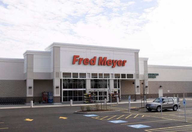 Fred Meyer Shopping Center