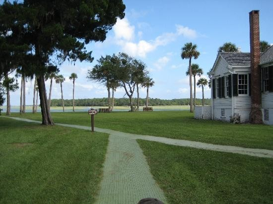 Fort George Island Cultural State Park