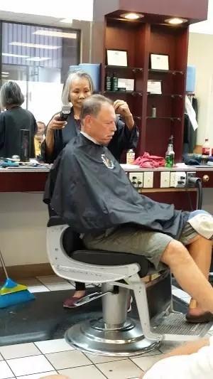 NEX Barber Shop - NAS Pensacola