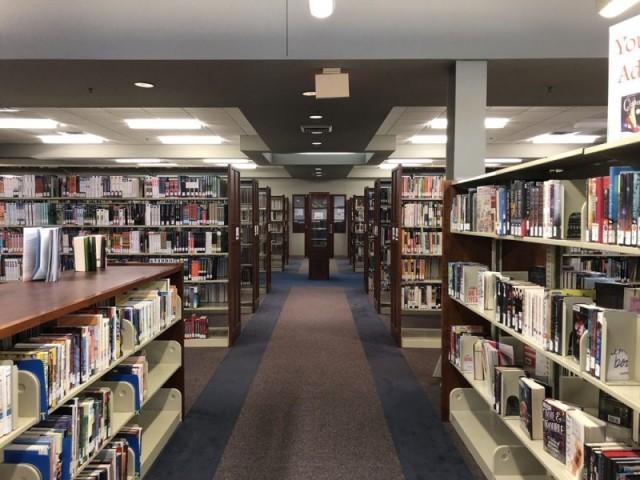 Library NAS Pensacola
