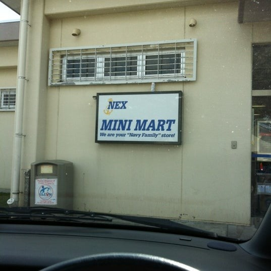 Mini-Mart - NAF Atsugi