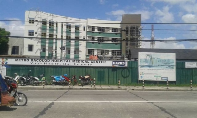 METRO BACOLOD HOSPITAL AND MEDICAL CENTER