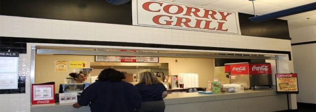 Corry Grill - NAS Pensacola