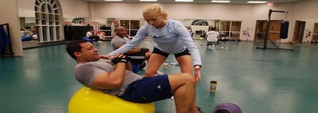 Radford Fitness Center